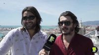 Entrevista a Aitor Luna y Yon González, 'Matar el tiempo'