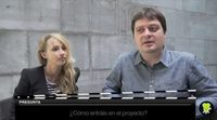 Entrevista a Ingrid García-Jonsson y Manuel Bartual, 'Todos tus secretos'