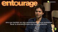"""Adrian Grenier, 'Entourage (El séquito)': """"Tengo un séquito dependiendo del día"""""""