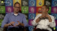 Pete Docter y Jonas Rivera: