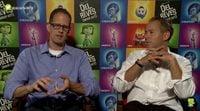 """Pete Docter y Jonas Rivera: """"Juzgamos nuestras películas como películas, no como planos, ideas o dibujos"""""""