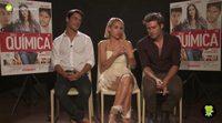 """Ana Férnandez, Alejo Sauras y Rodrigo Guirao: """"Somos muchos actores y pocos proyectos"""""""
