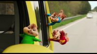 Tráiler español 'Alvin y las ardillas: Fiesta sobre ruedas'