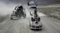 Paintball 'Mad Max: Furia en la carretera'