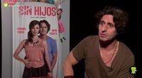 """Diego Peretti: """"Me gustaría protagonizar un remake de 'Tiempo de revancha'"""""""