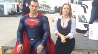 Henry Cavill y Amy Adams se unen al Ice Bucket Challenge