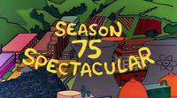 Promo de la temporada 75 de 'Los Simpson' en 'Minority Report'