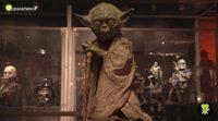Un paseo por la exposición de 'Star Wars'