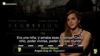 Emma Watson habla sobre su pasado y 'Animales fantásticos y dónde encontrarlos'