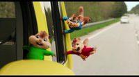 Tráiler español 'Alvin y Las Ardillas: Fiesta Sobre Ruedas' #2