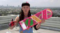Spot Hoverboard 'Regreso al futuro'