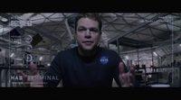Clip 'Marte (The Martian)': Haciendo cálculos