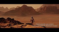 Featurette 'Marte (The Martian)' - Tres mundos