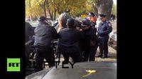 Chewbacca es arrestado en Ucrania