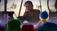 Los personajes de 'Inside Out' reaccionan al tráiler de 'Star Wars: El despertar de la fuerza'