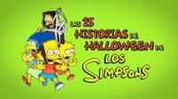 Las 25 historias de Halloween de 'Los Simpson'
