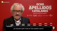 """Emilio Martínez-Lázaro: """"He cortado a Resines de 'Ocho apellidos catalanes' porque rompía el ritmo y no tenía sentido"""""""