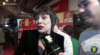 """Belén Cuesta ('Ocho apellidos catalanes'): """"Ha sido muy divertido, me encanta hacer acentos"""""""