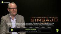 """Francis Lawrence: """"Estoy orgulloso de como hemos enfocado la pérdida en 'Sinsajo - Parte 2'"""""""