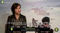 """Juliette Binoche: """"Isabel Coixet utiliza la cámara como si fuera un pintor"""""""