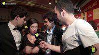 """Javier Ambrossi: """"Hay un personaje femenino que es la gran novedad de la película de 'La llamada'"""""""