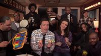 'Let it go' (Frozen) - Jimmy Fallon & The Roots con Idina Menzel