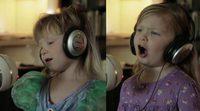 'Let it go' interpretada por las gemelas Maddie y Zoe
