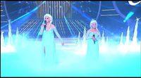 'Let it go' interpretada por Roko y Carla de 'Tu cara me suena Mini'