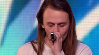 'Let it go' en versión heavy metal (Aaron Marshall - Britain´s Got Talent)