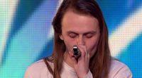 'Let it go' en versión heavy metal (Aaron Marshall - Britain´s Got Talent)