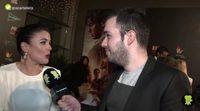"""Adriana Ugarte ('Palmeras en la nieve'): """"Mi personaje se inicia en este viaje por su propio desarrollo vital"""""""
