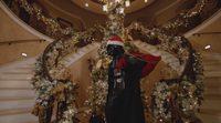 Darth Santa: Odiando la Navidad al más puro estilo 'Star Wars'