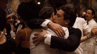 El beso de 'El padrino: Parte II'