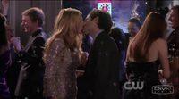 Serena y Dan se besan en 'Gossip Girl'