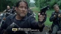 Anuncio midseason de la sexta temporada de 'The Walking Dead'