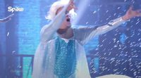 Channing Tatum es Elsa de 'Frozen' en 'Lip Sync Battle'