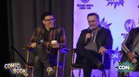 Ronda de preguntas sobre 'Capitán América: Civil War' en la Wizard World de Nueva Orleans