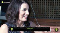 """Silvia Abril: """"Una película de Ylenia, ¿por qué no? Ahora que está en la finura y la elegancia..."""""""