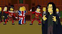 Alan Rickman en 'Los Simpson'