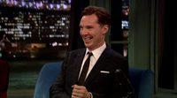 Benedict Cumberbatch imita la voz de Alan Rickman