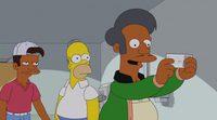 Anuncio del episodio 12 de la temporada 27 de 'Los Simpson'