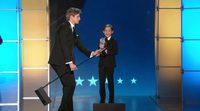 Discurso agradecimiento Jacob Tremblay 'Critics Choice Awards' 2016