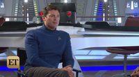 'Star Trek: Más allá', detrás de las cámaras