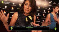 """Silvia Abril: """"Yo quería ir semidesnuda en los Premios Feroz 2016"""""""