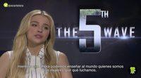 "Chloë Grace Moretz: ""Mi personaje tendrá que elegir entre luchar por su familia o huir"""