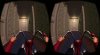Visit to Overlook Hotel from 'The Shining' with virtual reality