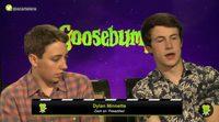"""Dylan Minnette: """"El objetivo de 'Pesadillas' es llegar a una audiencia más moderna"""""""