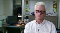 """John Slattery: """"La película muestra el triste estado actual de la prensa escrita"""""""