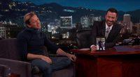 Ewan McGregor en el programa Jimmy Kimmel Live