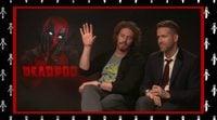 Entrevista 'Deadpool' con Ryan Reynolds y T.J. Miller